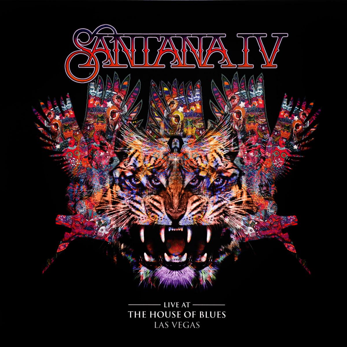 Карлос Сантана Carlos Santana. Santana IV. Live At The House Of Blues, Las Vegas (3 LP + DVD) santana santana corazon live from mexico live it to believe it cd dvd