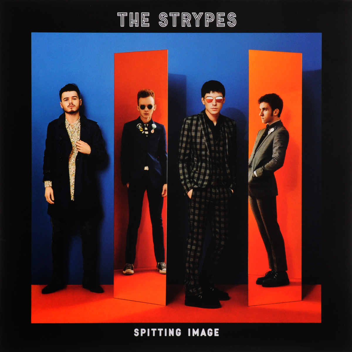 The Strypes The Strypes. Spitting Image (LP) strypes strypes snapshot