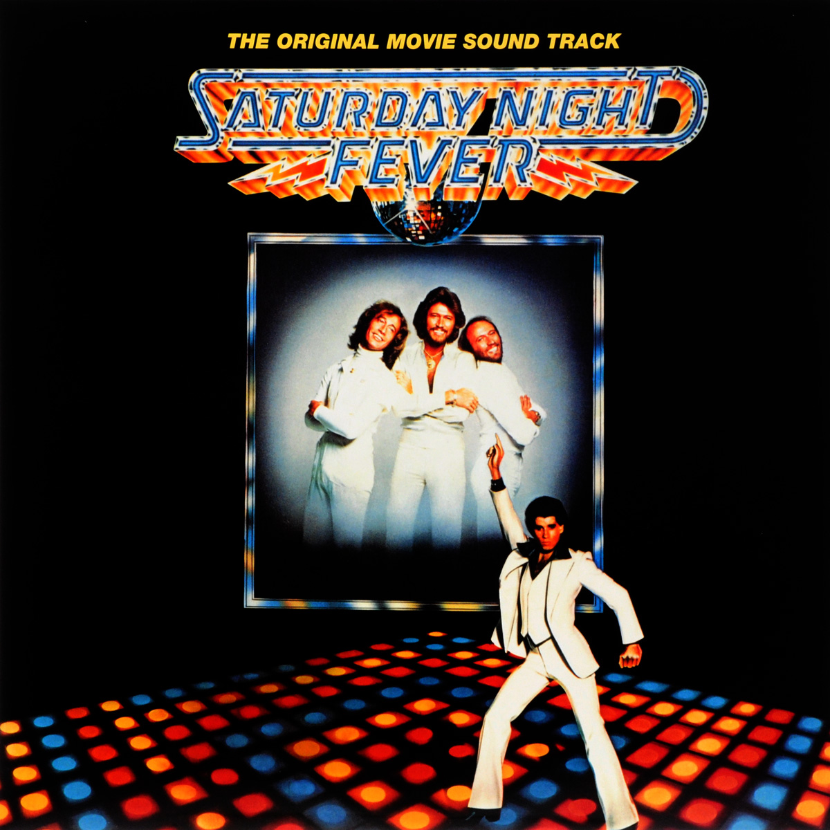 Saturday Night Fever. The Original Movie Sound Track (2 LP)