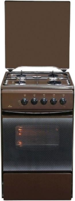 Плита Flama RG 2401 В, Brown, газовая