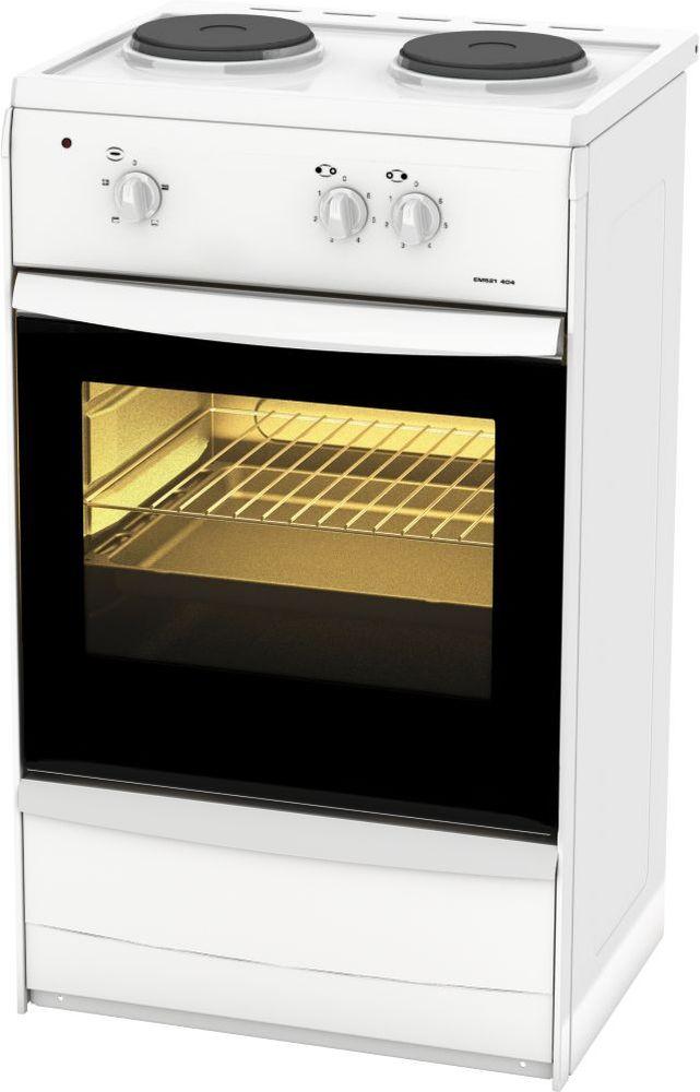 Darina S EM 521 404 W, White плита электрическая