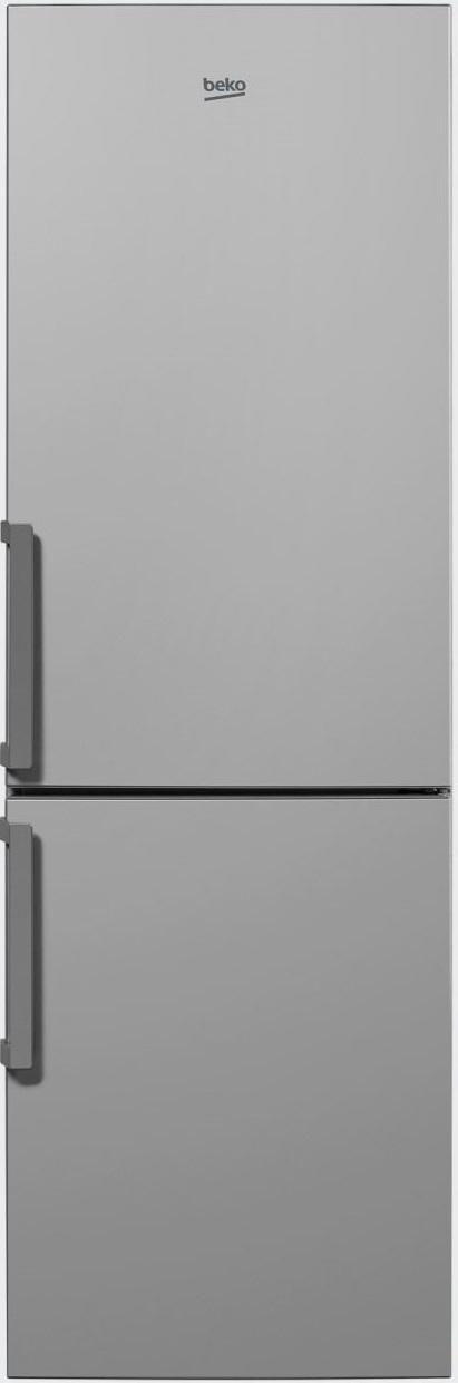 Холодильник Beko RCNK321K21S, серебристый