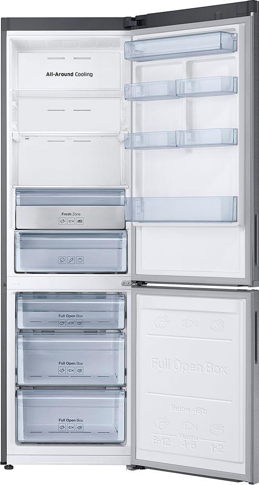 Двухкамерный холодильник Samsung RB 34 K 6220 S4/WT samsung rb 37j5371ef wt