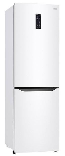 Двухкамерный холодильник LG GA-B429SQQZ, белый Уцененный товар (№1)