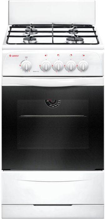 Gefest ПГ 3200-08, White плита газовая