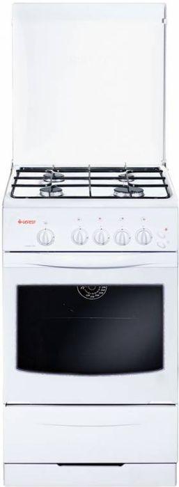 Gefest 3200-06, White плита газовая