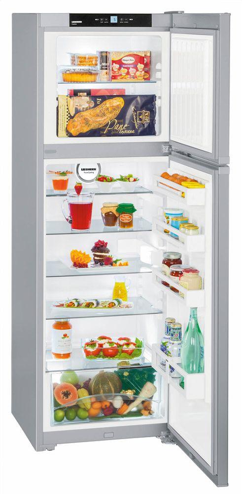 Холодильник Liebherr CTsl 3306, Silver