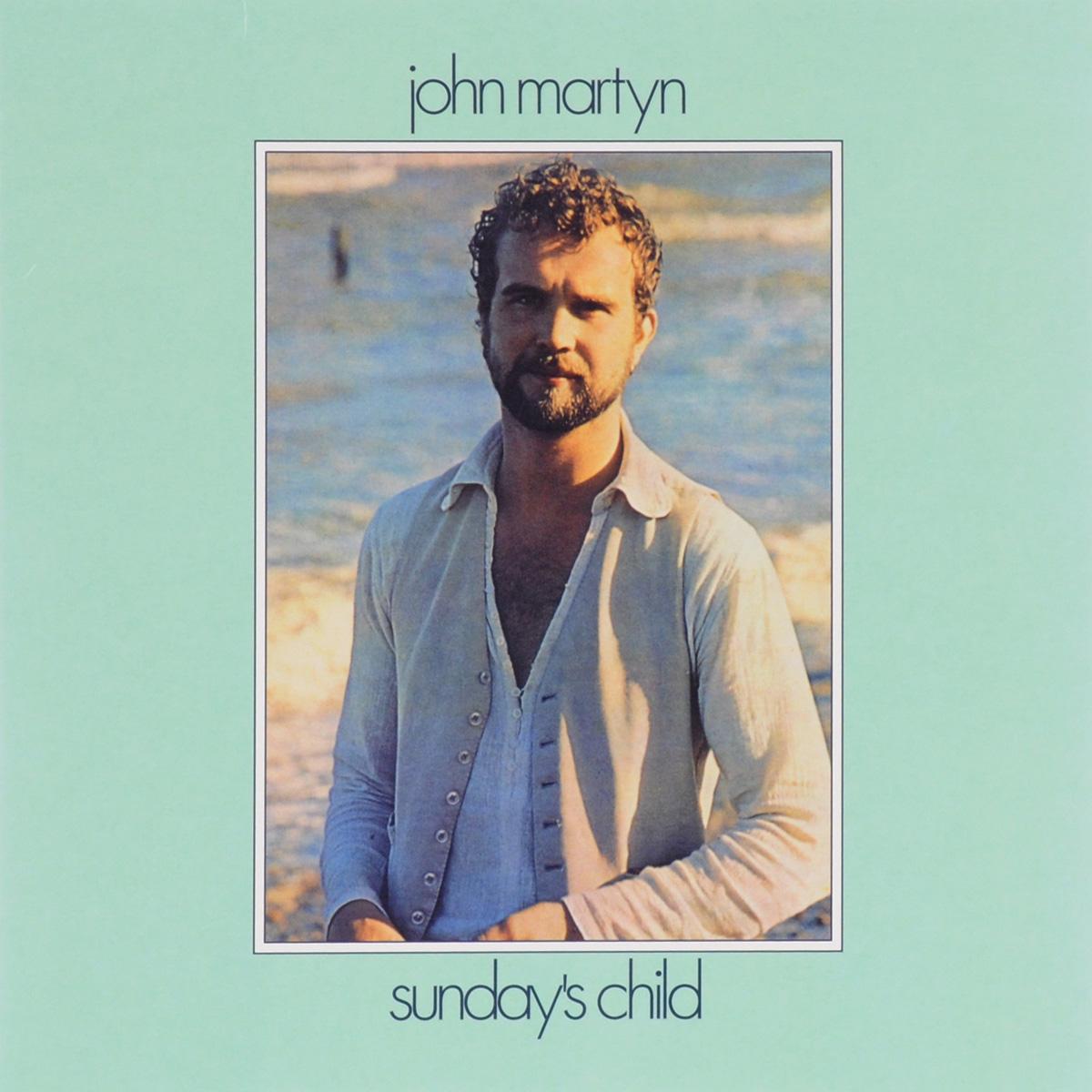 Джон Мартин John Martyn. Sunday's Child (LP) джон мартин john martyn sapphire 2 lp