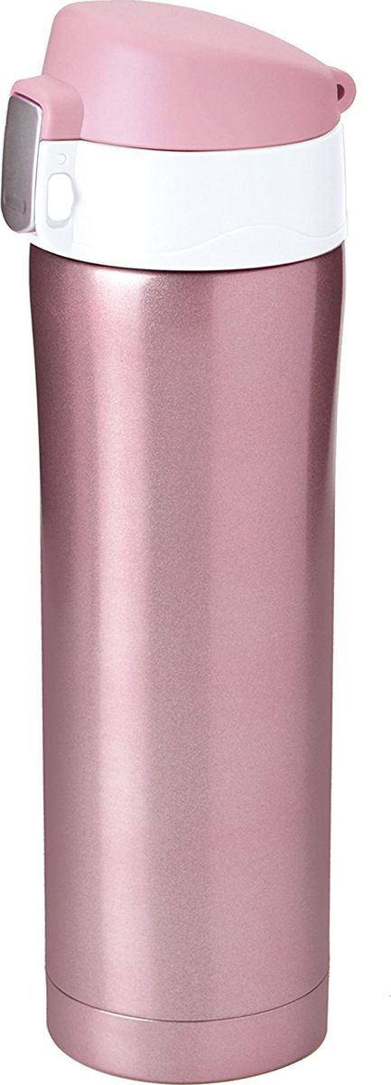 """Термокружка Asobu """"Diva Cup"""", цвет: розовый, 450 мл"""