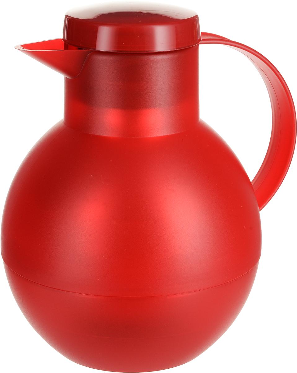 Термос-чайник Emsa Solera цвет красный 1 л