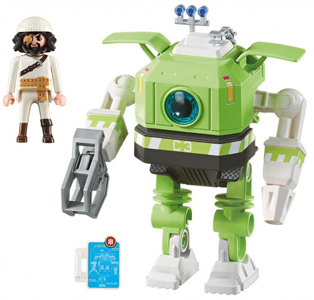 Playmobil Игровой набор Робот Клеано