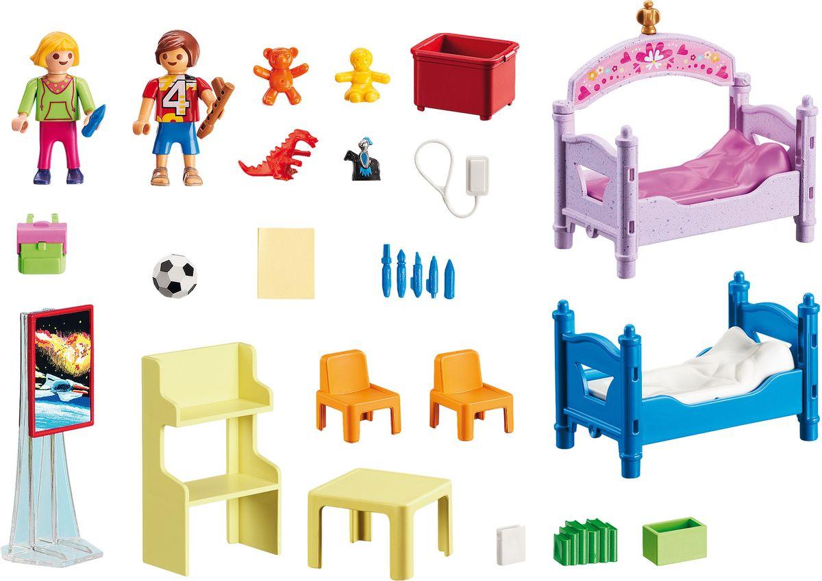 Playmobil Игровой набор Кукольный дом Детская комната для 2 детей