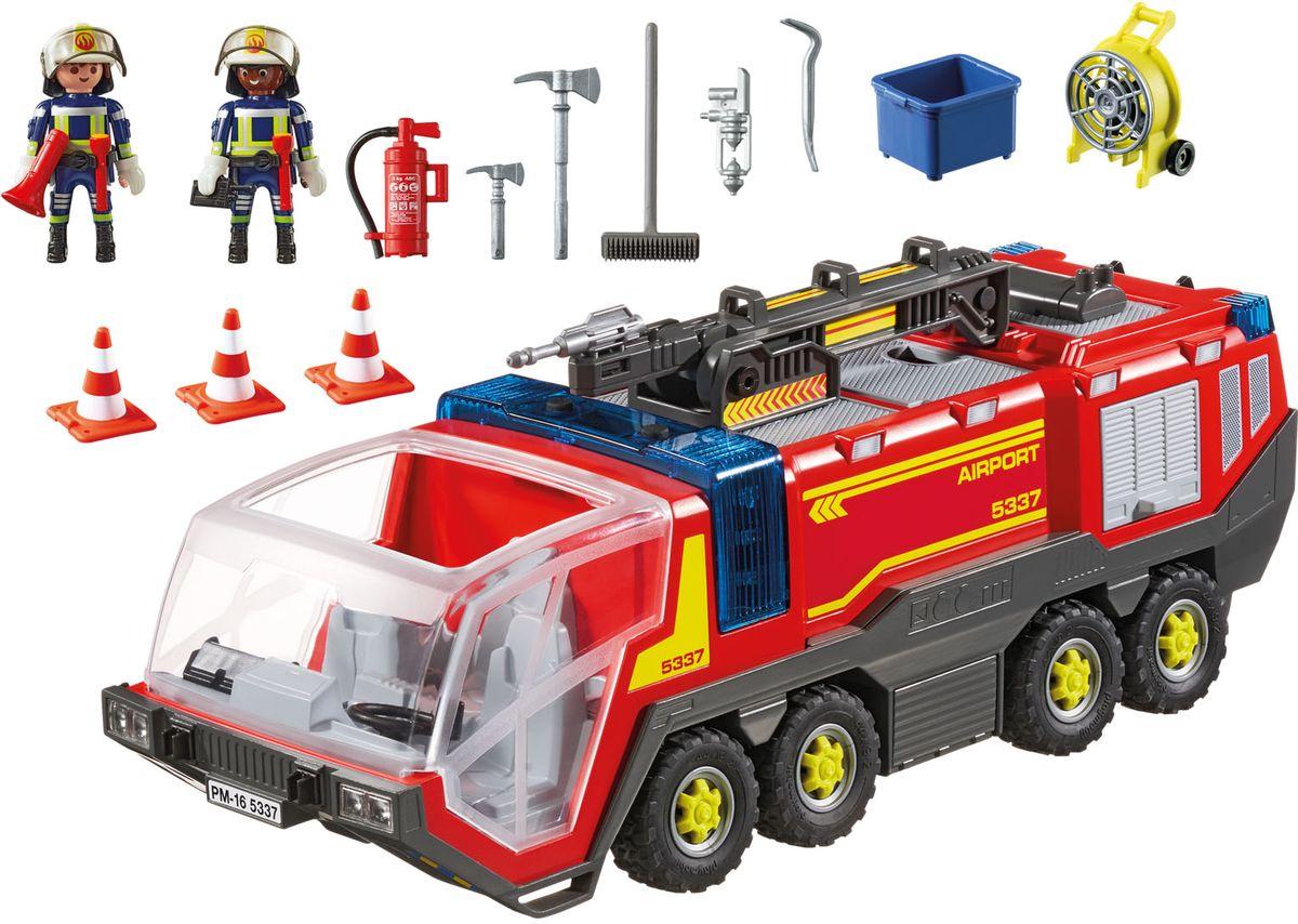 Playmobil Игровой набор Пожарная машина