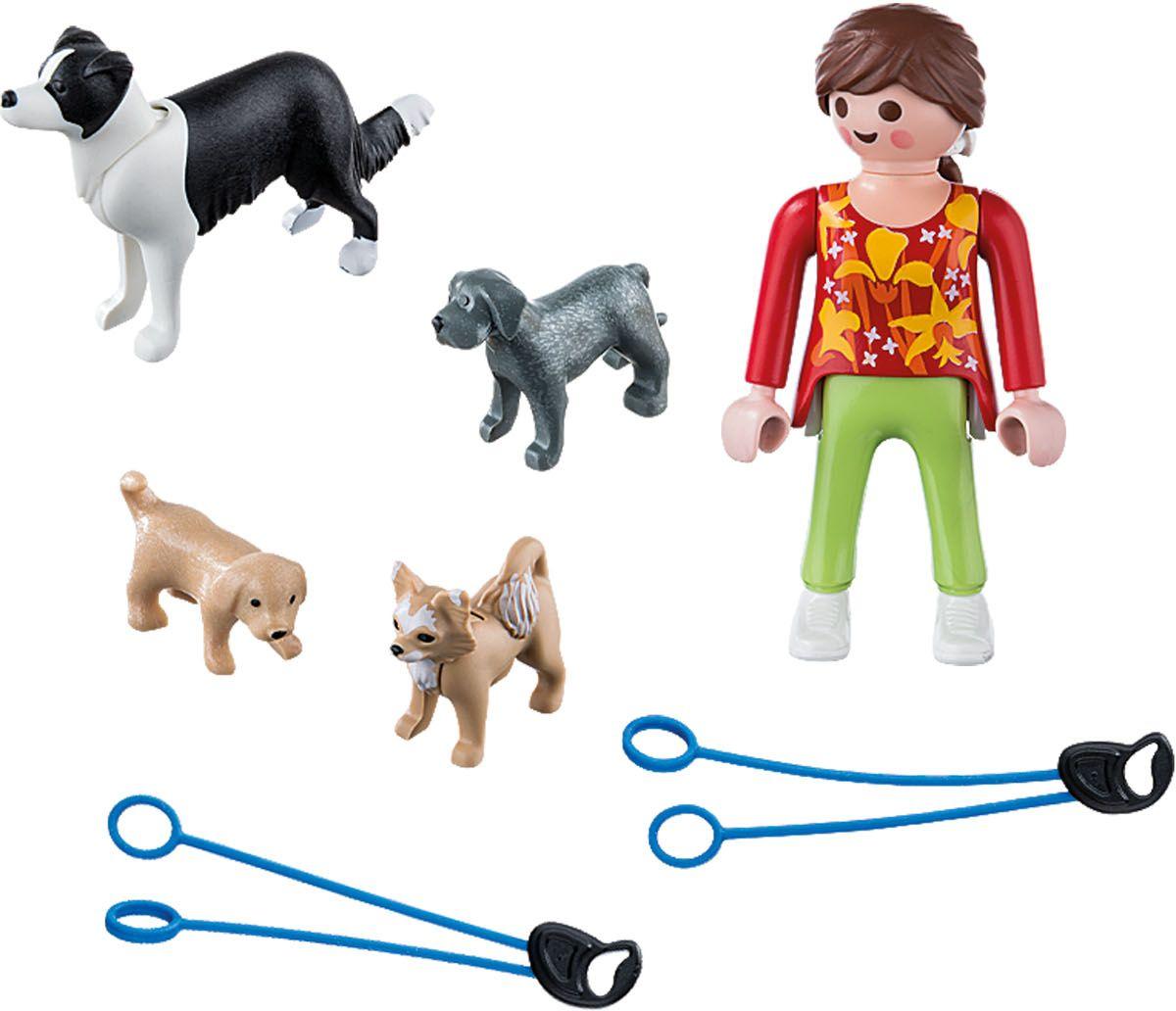 Playmobil Игровой набор Выгул собак
