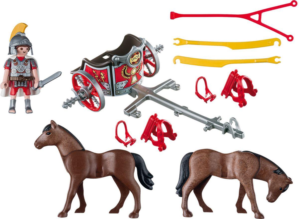 Playmobil Игровой набор Римляне и египтяне Римская колесница playmobil® конструктор playmobil римляне и египтяне лагерь расхитителей гробниц