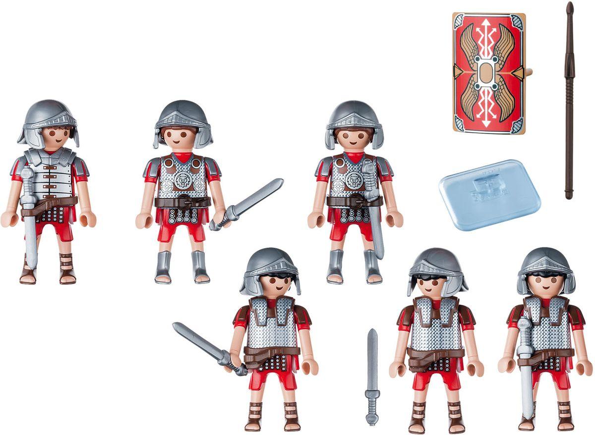 Playmobil Игровой набор Римляне и египтяне Римское войско щиты для кухни