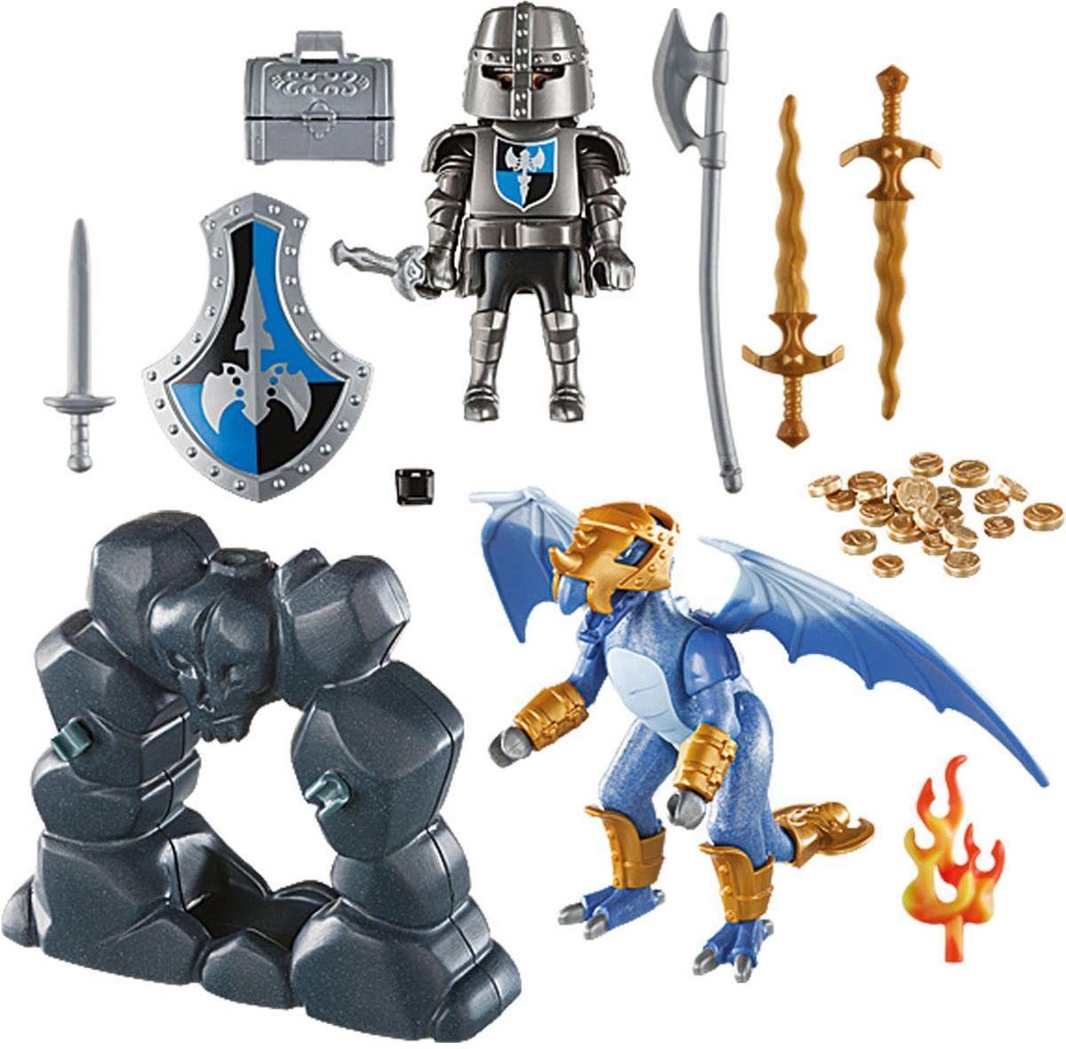 Playmobil Игровой набор Рыцарь дракона