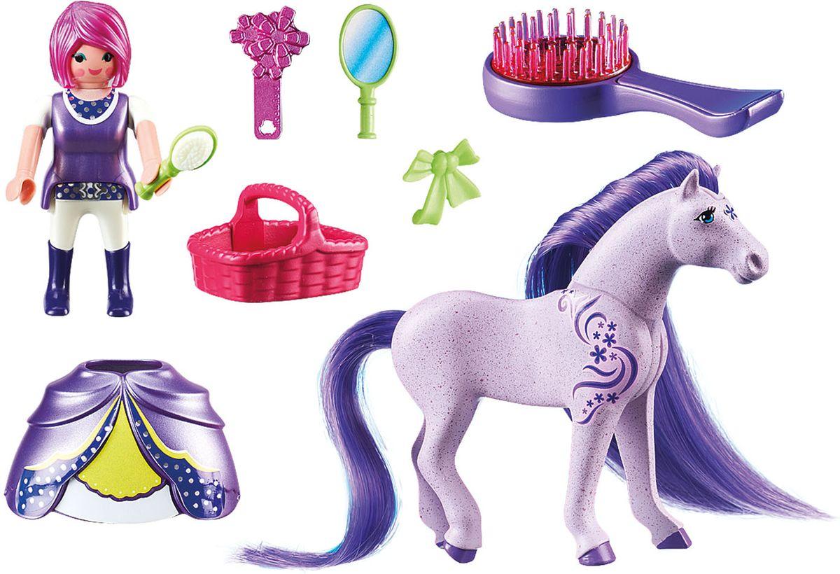"""Игровой набор Playmobil """"Принцесса Виола с лошадкой"""", 6167pm"""