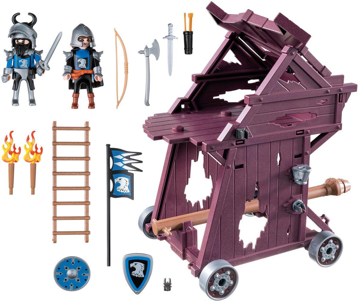 Playmobil Игровой набор Рыцари Орла атакуют башню