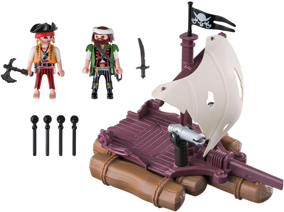 Playmobil Игровой набор Пираты Пиратский плот playmobil® пиратский тайник с сокровищами playmobil