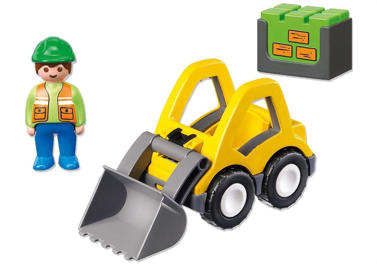 Playmobil Игровой набор Экскаватор