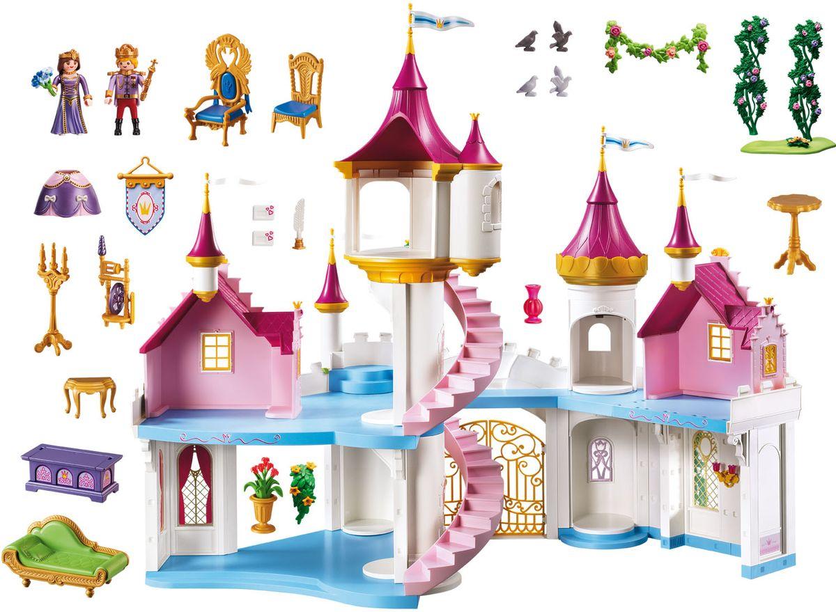 Playmobil Игровой набор Большой замок Принцессы
