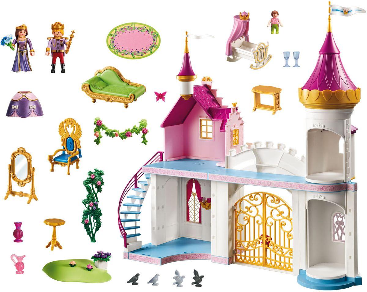 Playmobil Игровой набор Королевская резиденция
