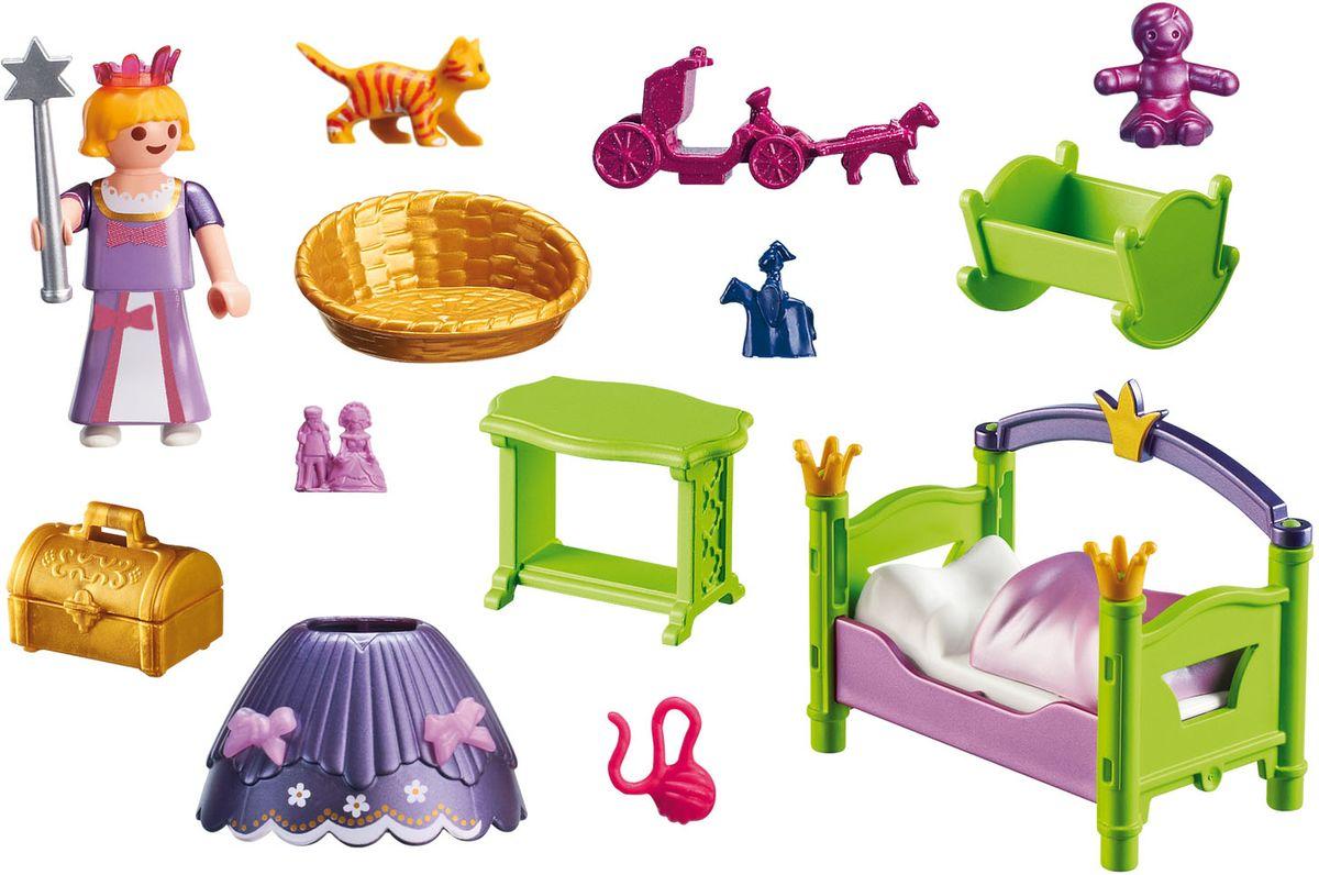 Playmobil Игровой набор Королевская няня