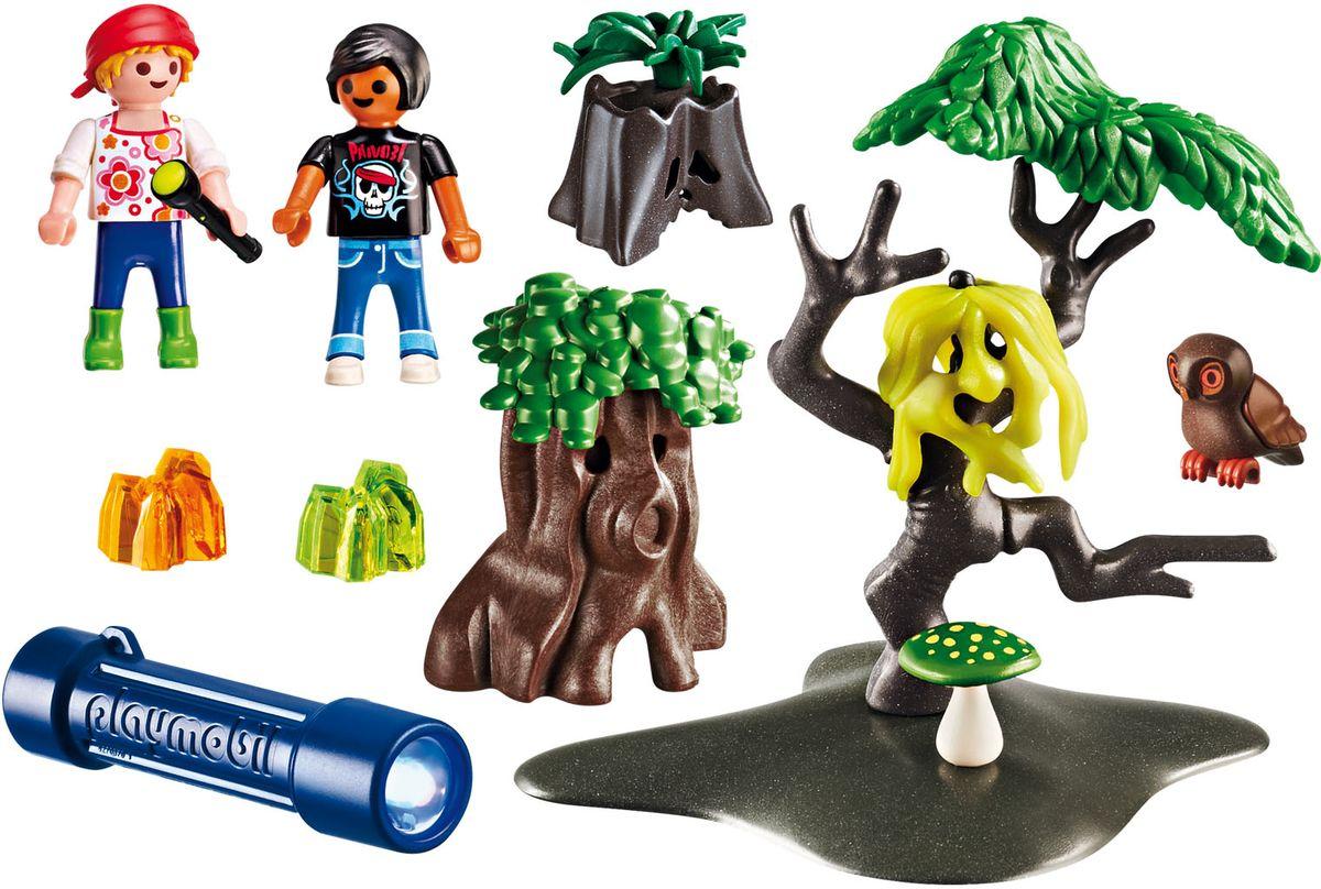 Playmobil Игровой набор Летний лагерь Ночная прогулка