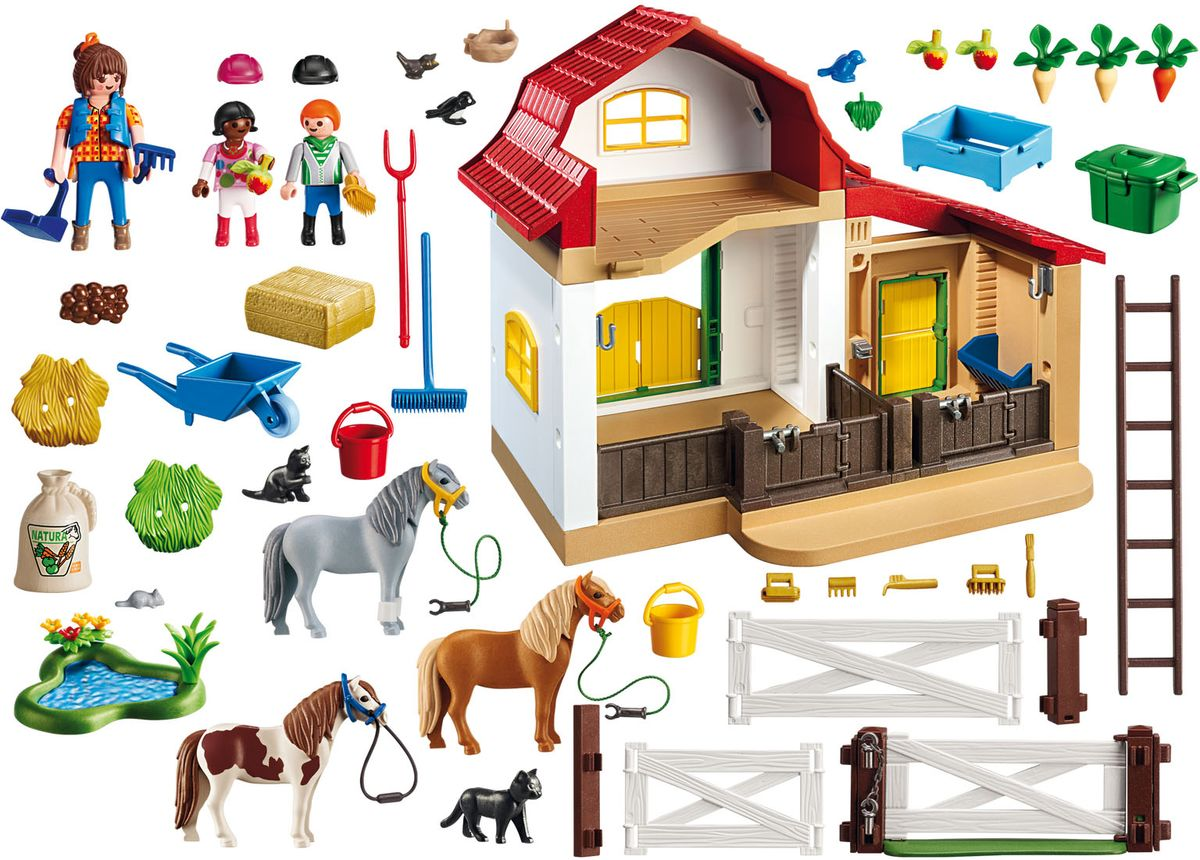 Playmobil Игровой набор Ферма