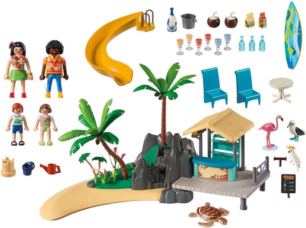 Playmobil Игровой набор Бар на острове