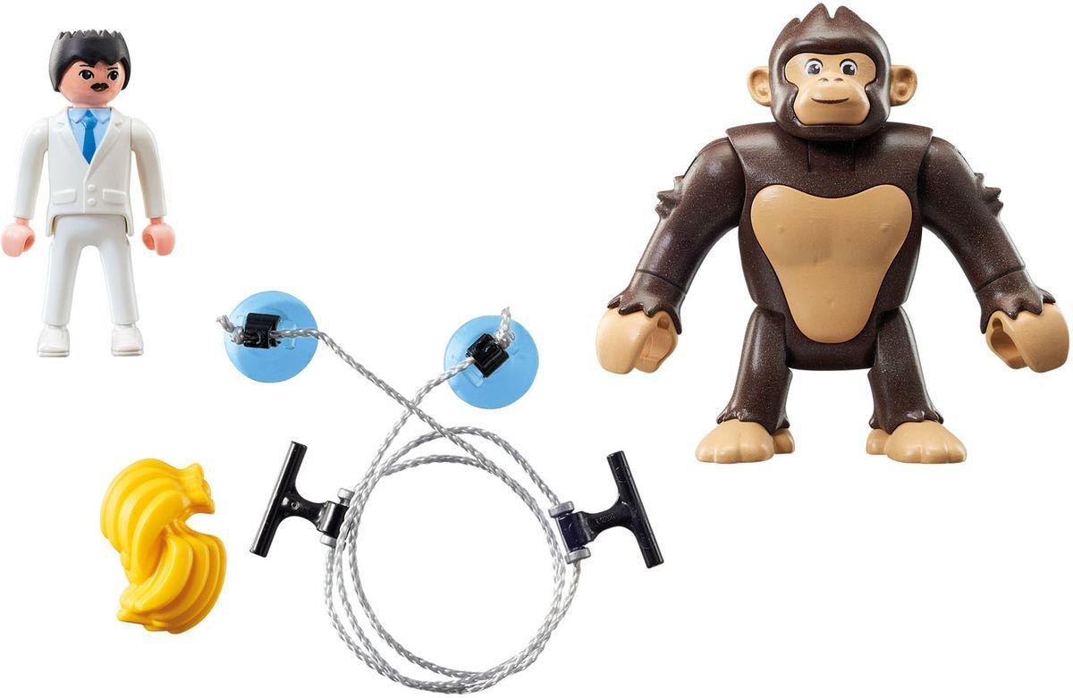 Playmobil Игровой набор Гигантский обезьяний гонг