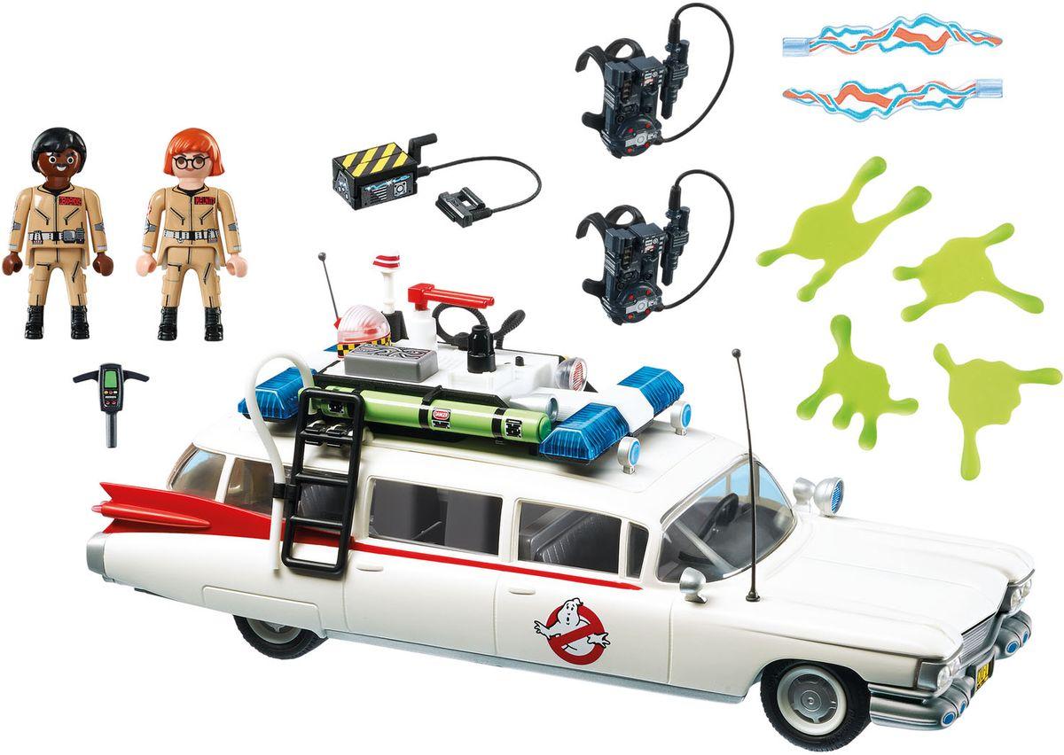 Playmobil Игровой набор Автомобиль Экто-1