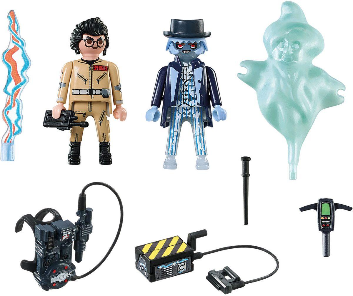 Playmobil Игровой набор Охотники за привидениями Игон Спенглер и привидение