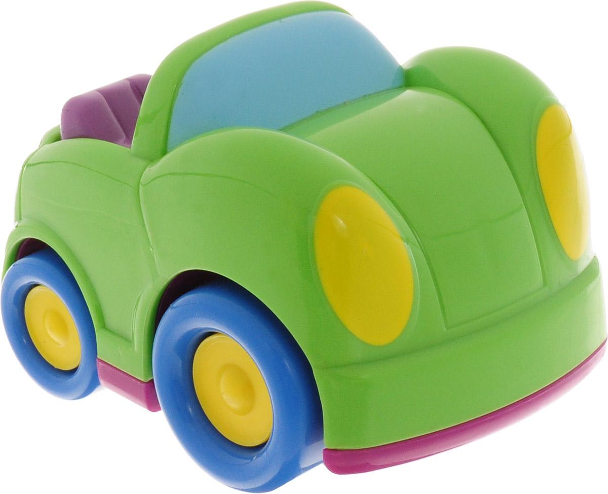 Keenway Машинка Mini Vehicles цвет зеленый30330_зеленыйЗабавная машинка Keenway Mini Vehicles приведет в восторг малыша и надолго займет его внимание. Игрушка выполнена из прочного безопасного пластика и представляет собой миниатюрный автомобиль с большими колесиками Колесики машинки свободно вращаются, благодаря чему ее удобно катать. Игрушка не имеет острых граней, благодаря чему безопасна для малыша, а ее размер будет удобен для маленьких детских пальчиков. Веселая машинка-игрушка - это превосходный подарок для самых маленьких. Она не только порадует малыша, но и поможет ему развить мелкую моторику и понимание причинно-следственных связей.