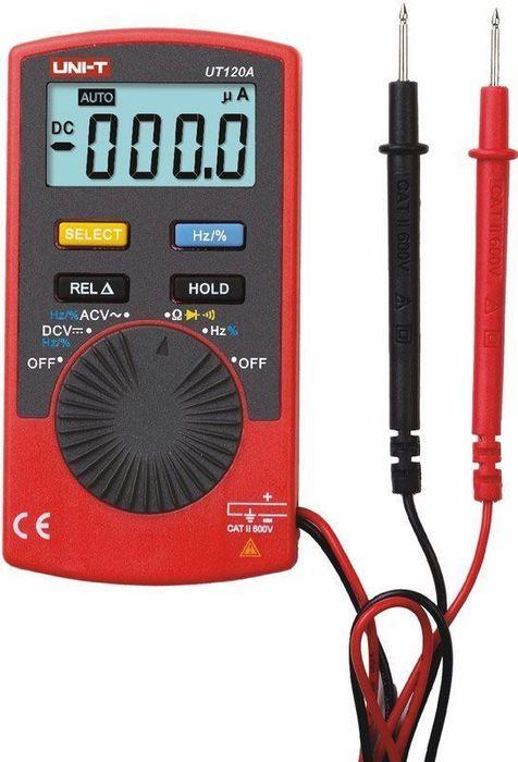 Портативный мультиметр Unit UT120A