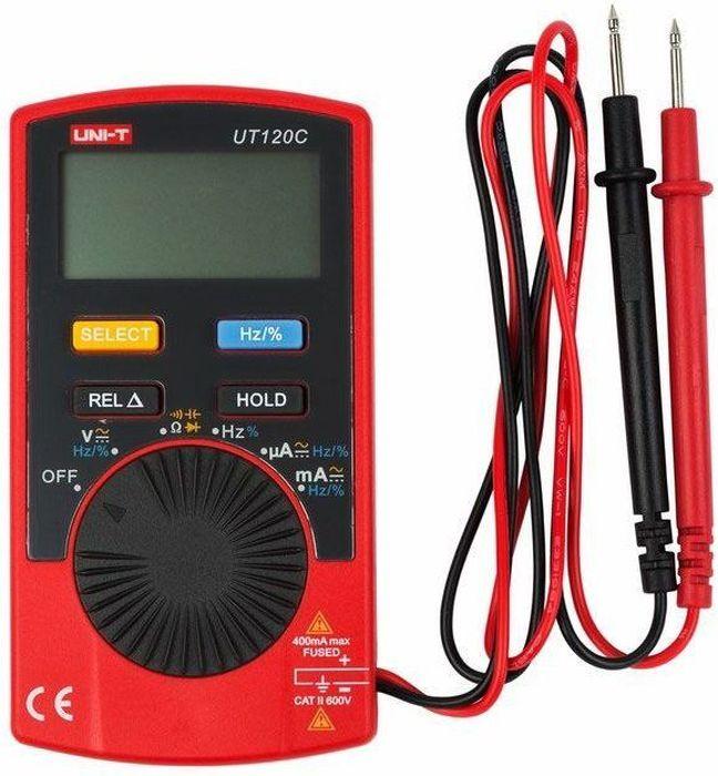 Портативный мультиметр Unit UT120C