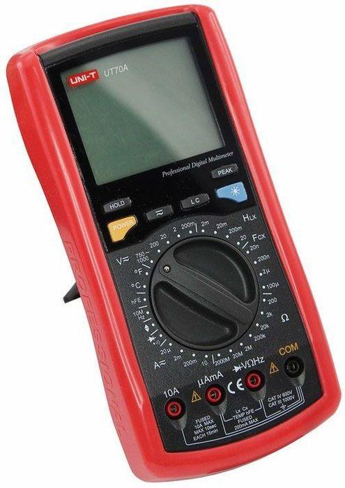 Профессиональный мультиметр Unit UT70A