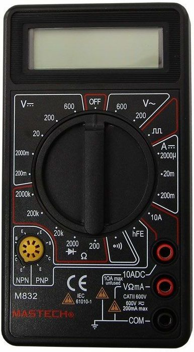 Мультиметр портативный Mastech M832