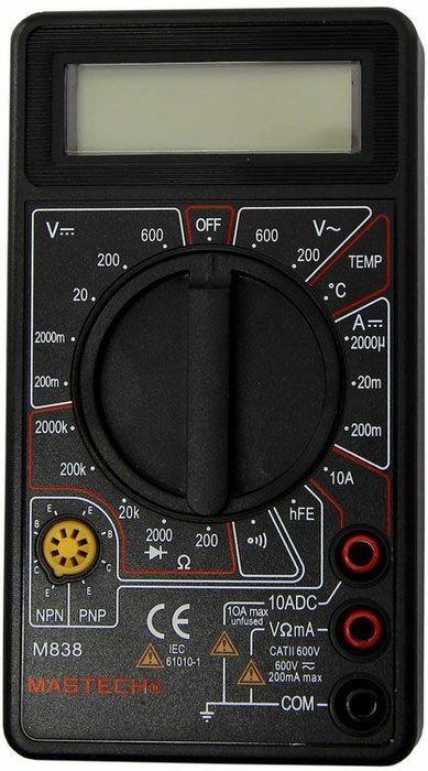 Мультиметр портативный Mastech M838