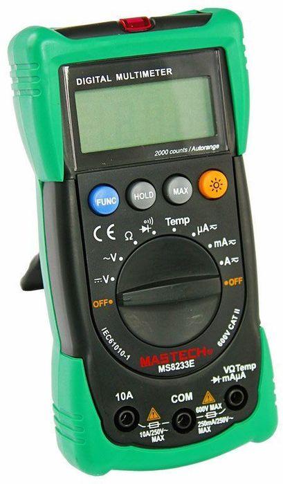 Мультиметр универсальный Mastech MS8233E
