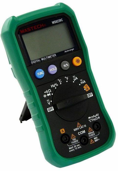 Мультиметр Mastech MS8239C, профессиональный