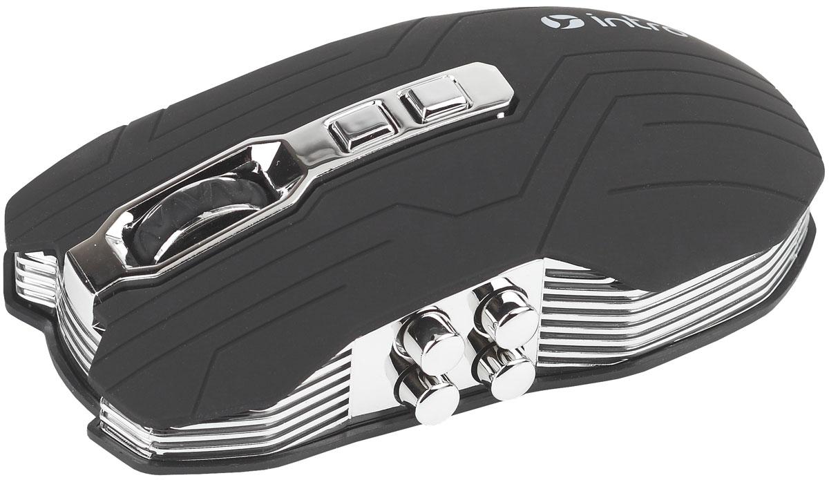 Игровая мышь Intro MW474X Gaming, Black