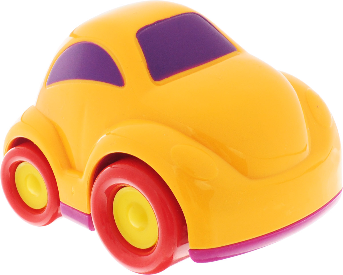 Keenway Машинка Mini Vehicles цвет желтый keenway машинка mini vehicles цвет красный