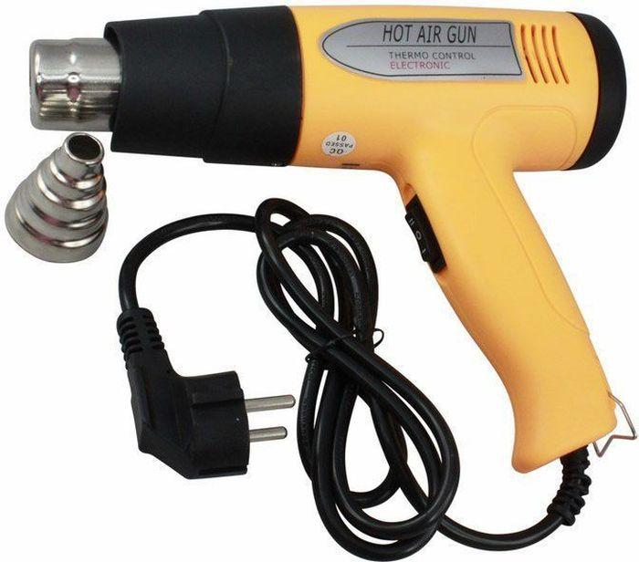 Электрофен для термоусадки Rexant ZD-509, с терморегулятором, 800-1500 Вт держатель третья рука rexant zd 10g с лупой 2 5x 12 0252