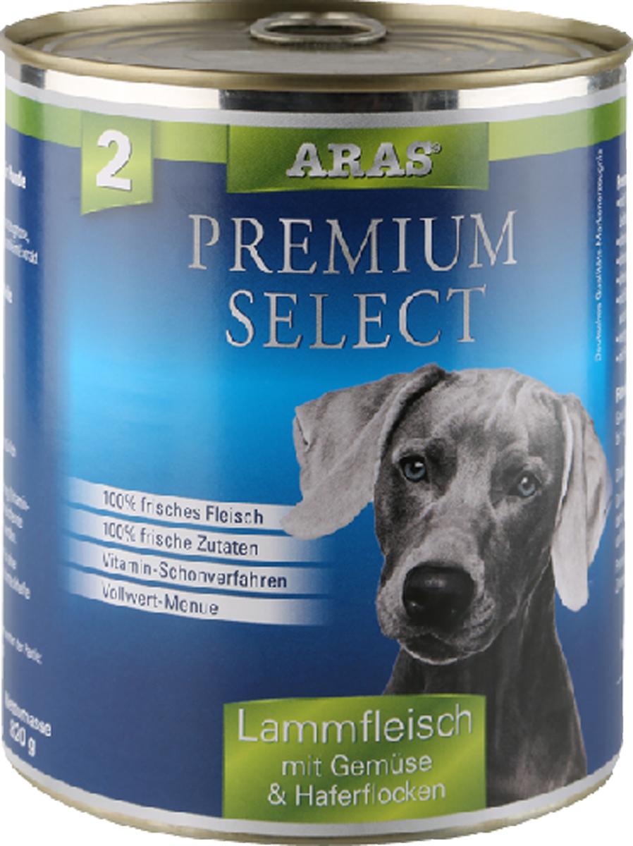 Консервы для собак Aras