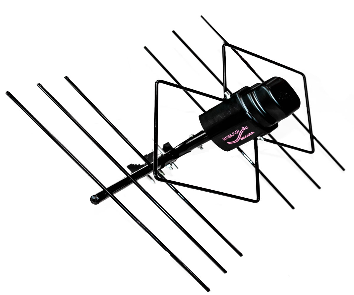 Дельта Н118A.F-5V уличная антенна (активная) тв антенна delta дмв