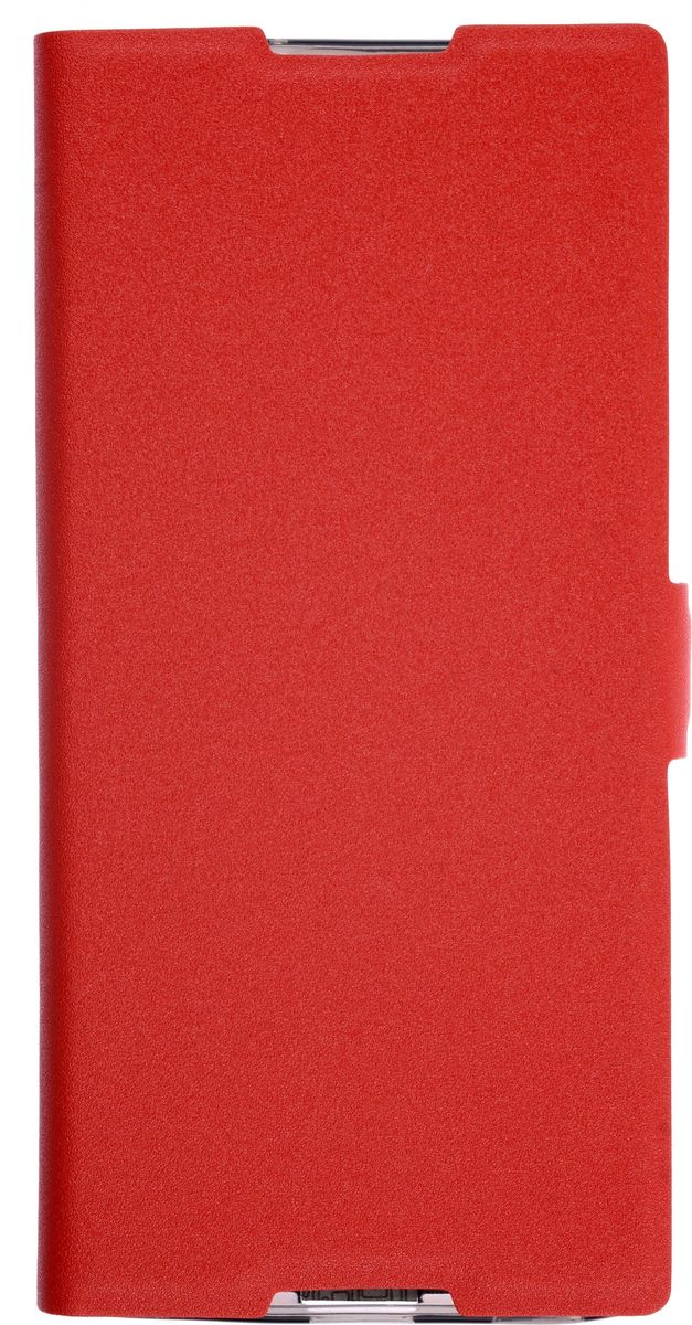 Prime Book чехол для Sony Xperia XA, Red
