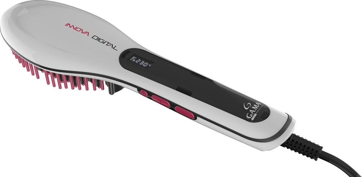 Расческа-выпрямитель для волос GA.MA Innova Digital