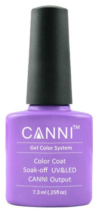 Canni Гель-лак для ногтей Colors, тон №31, 7,3 мл canni гель лак для ногтей colors тон 129 7 3 мл